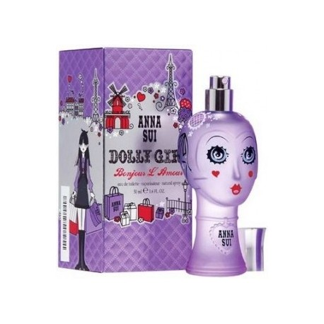 Anna Sui Dolly Girl Bonjour L'Amour For Women