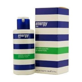 Benetton Energy For Men