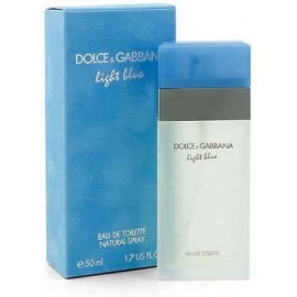 Dolce Gabbana Light Blue For Women